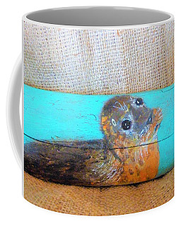 Little Seal Coffee Mug by Ann Michelle Swadener