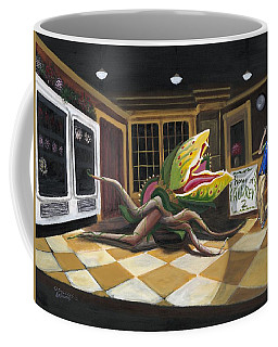 Little Shop Of Horrors Coffee Mug
