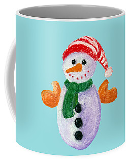 Little Snowman Coffee Mug