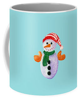 Little Snowman Coffee Mug