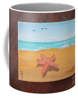 Little Star Fish Coffee Mug