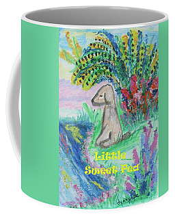 Little Sweet Pea With Title Coffee Mug