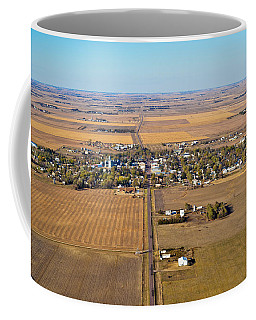 Little Town On The Prairie Coffee Mug