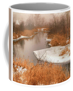 Coffee Mug featuring the photograph Little Wolf 5 by Trey Foerster