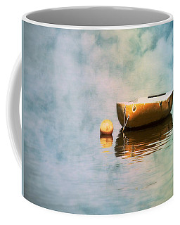 Little Yellow Boat Coffee Mug