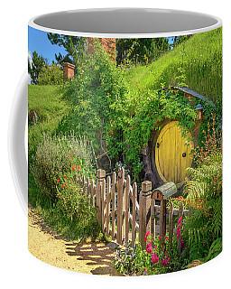 Little Yellow Door Coffee Mug