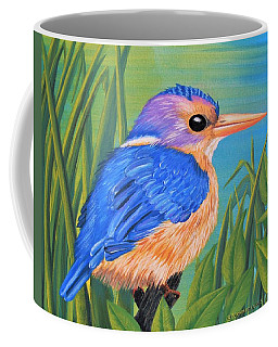 Litttle King Of The Fishers Coffee Mug