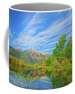 Live As Though You Will Die Tomorrow. Learn As Though You Will Live Forever.  Coffee Mug