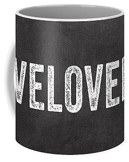 Live Love Bake Coffee Mug