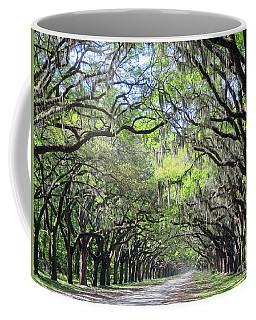 Live Oak Canopy Coffee Mug