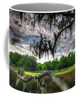 Live Oak Marsh View Coffee Mug