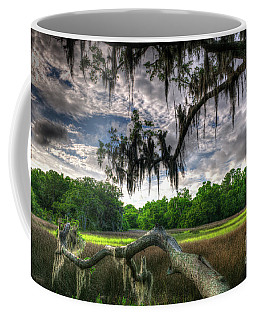 Live Oak Marsh View Coffee Mug