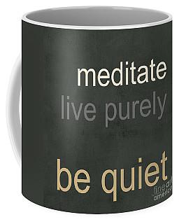 Live Purely Coffee Mug