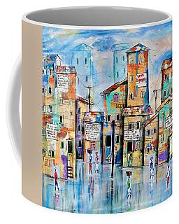 Live Strong Coffee Mug