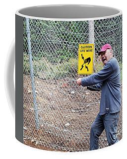 Live Wire Coffee Mug