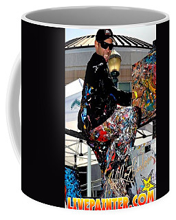 Livepainter Coffee Mug