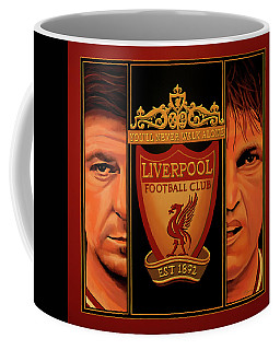 Liverpool Painting Coffee Mug