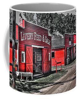 Livery Feed Coffee Mug