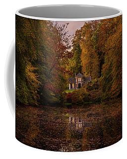 Living Between Autumn Colors Coffee Mug