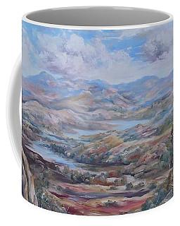 Living Desert Broken Hill Coffee Mug