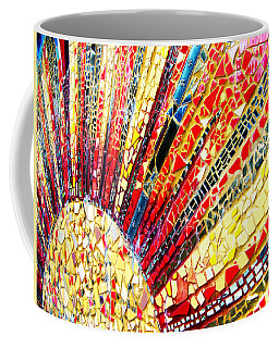 Living Edgewater Mosaic Coffee Mug