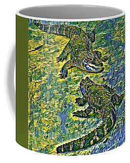 Living Fossils  Coffee Mug