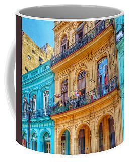 Living In Old Havana Coffee Mug