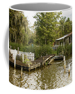 Living In The Bayou Coffee Mug by Steven Parker