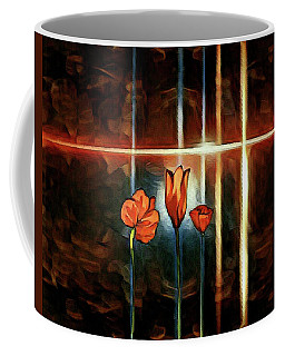 Living In The Light Coffee Mug