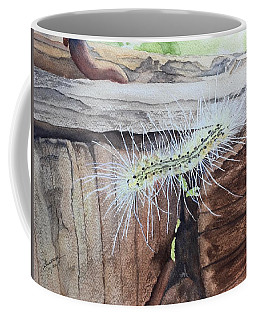 Living In The Moment - Dna Drama Coffee Mug