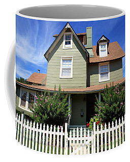 Coffee Mug featuring the photograph Living On Beach Haven by John Rizzuto