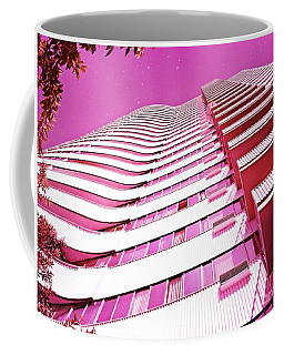 Living Pink Coffee Mug