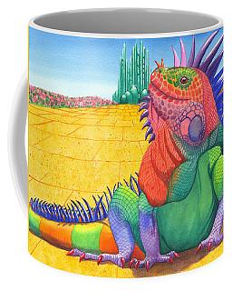 Lizard Of Oz Coffee Mug