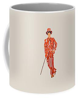 Lloyd Christmas Coffee Mug by Ayse Deniz