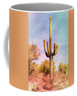 Lone Saugaro Coffee Mug