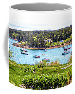 Lobster Boats  Coffee Mug