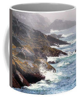 Lobster Cove Coffee Mug by Tom Cameron