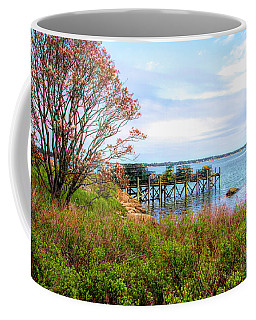 Lobster Traps Coffee Mug