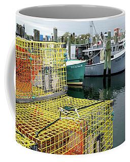 Lobster Traps In Galilee Coffee Mug