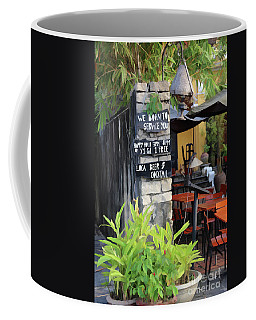 Local Beer Hoi An Paint  Coffee Mug