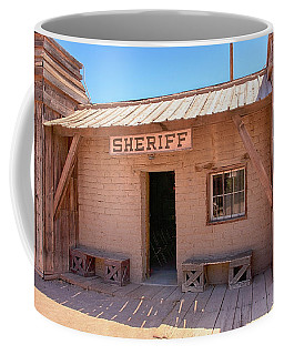 Local Sheriff Tucson Coffee Mug