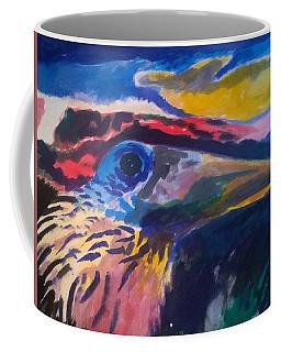 L'occhio Del Tucano Coffee Mug