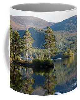 Loch An Eilein - Cairngorms National Park Coffee Mug