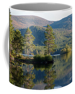 Loch An Eilein - Cairngorms National Park Coffee Mug
