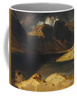 Loch Avon And The Cairngorm Mountains Coffee Mug