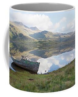 Loch Beg Reflects Coffee Mug