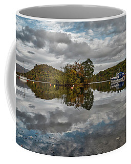 Loch Lomond At Aldochlay Coffee Mug