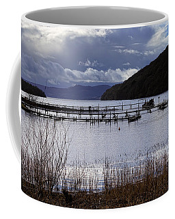 Coffee Mug featuring the photograph Loch Lomond by Jeremy Lavender Photography