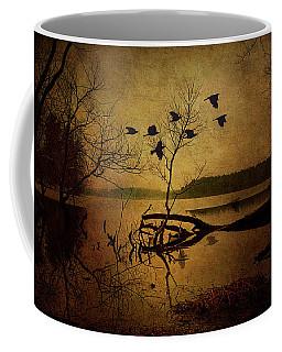 Ethereal Autumn Coffee Mug