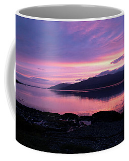 Loch Scridain Sunset Coffee Mug